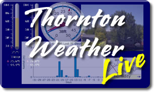 Live Thornton, Colorado Weather
